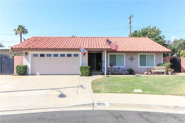 1815 Circle Ct, La Verne, CA 91750 (#TR18169314) :: The Costantino Group | Cal American Homes and Realty