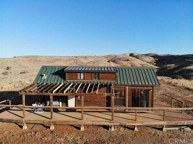 0 Aliso Canyon, New Cuyama, CA 93254 (#PI18165682) :: RE/MAX Parkside Real Estate