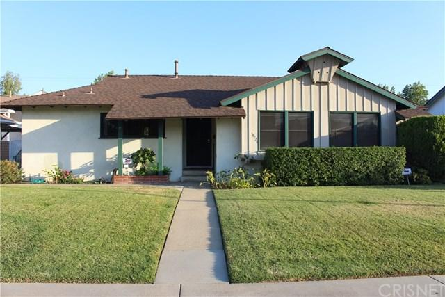 18726 Plummer Street, Northridge, CA 91324 (#SR18154750) :: Fred Sed Group
