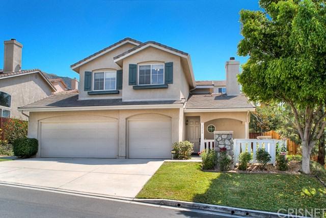13540 Via Santa Clara, Sylmar, CA 91342 (#SR18169164) :: Fred Sed Group