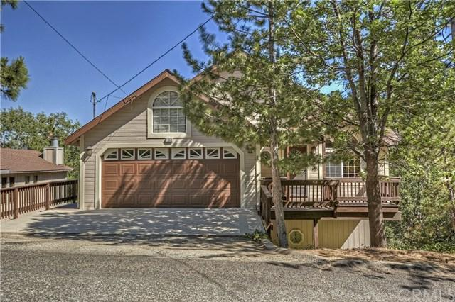 27928 St Bernard Lane, Lake Arrowhead, CA 92352 (#EV18164886) :: Angelique Koster