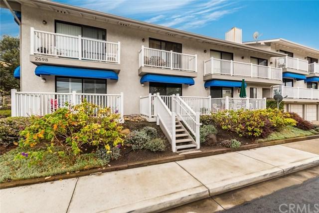 2698 Spyglass Drive #2, Pismo Beach, CA 93449 (#PI18168765) :: Nest Central Coast