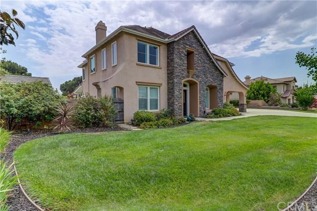 9153 Sharp Drive, Rancho Cucamonga, CA 91737 (#CV18164816) :: RE/MAX Masters