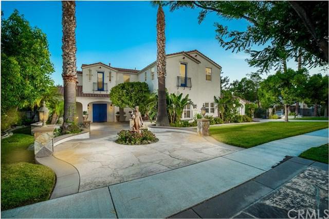 12611 Saddlehorn Drive, Rancho Cucamonga, CA 91739 (#CV18158025) :: RE/MAX Masters