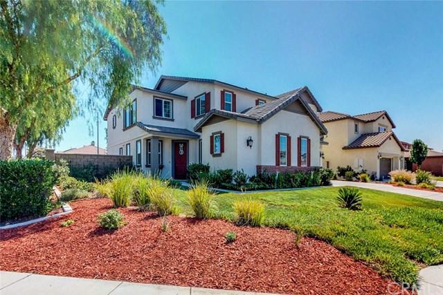 14456 Arctic Fox Avenue, Eastvale, CA 92880 (#IG18169576) :: RE/MAX Masters