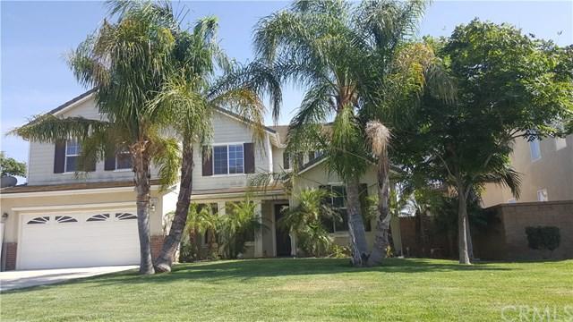 14519 Persimmon Court, Eastvale, CA 92880 (#IG18169615) :: RE/MAX Masters