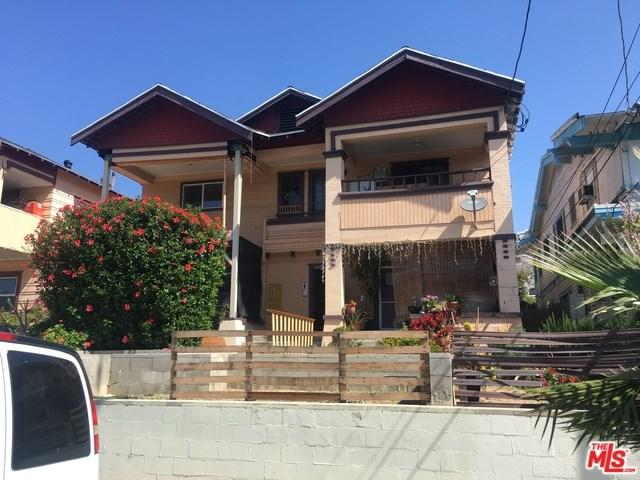 2649 San Marino Street, Los Angeles (City), CA 90006 (#18364524) :: Fred Sed Group