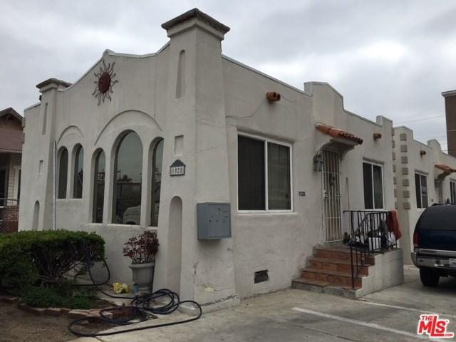 1028 S Serrano Avenue, Los Angeles (City), CA 90006 (#18364526) :: Fred Sed Group
