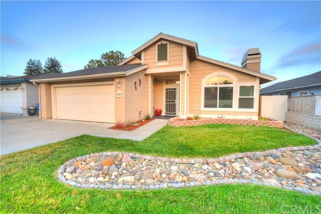 169 W Chestnut Street, Nipomo, CA 93444 (#PI18169021) :: Nest Central Coast