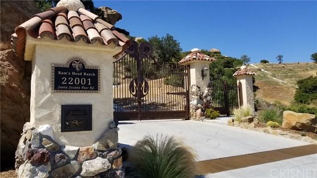 22001 Santa Susana Pass Road, Chatsworth, CA 91311 (#SR18170113) :: RE/MAX Masters
