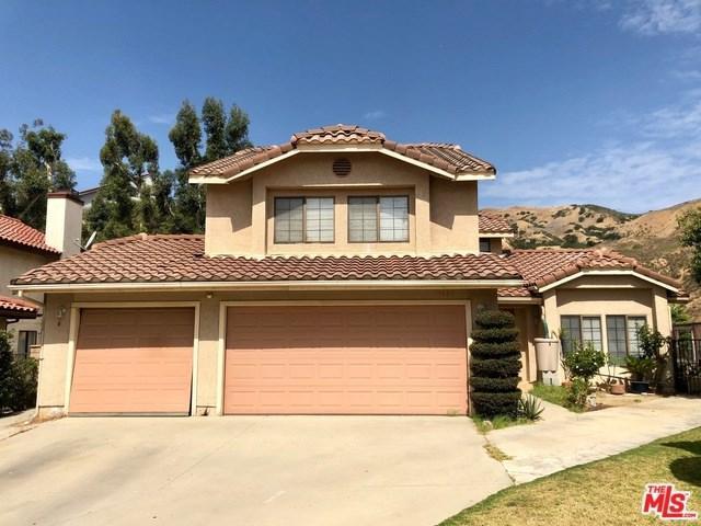 17425 Doric Street, Granada Hills, CA 91344 (#18365416) :: RE/MAX Masters