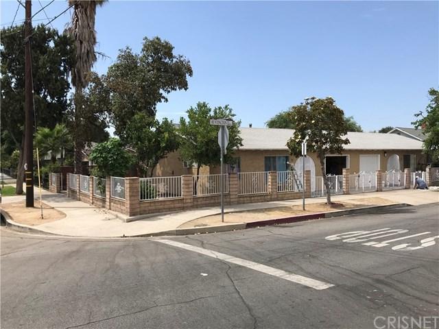 654 S Huntington Street, San Fernando, CA 91340 (#SR18170573) :: Fred Sed Group