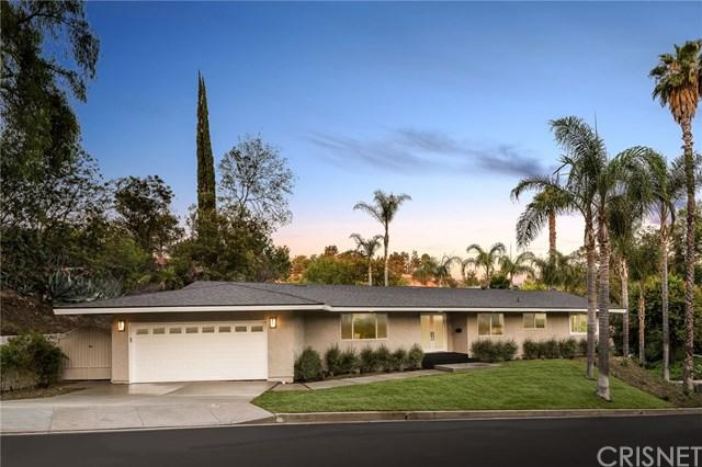 4960 Palomar Drive, Tarzana, CA 91356 (#SR18170636) :: Fred Sed Group