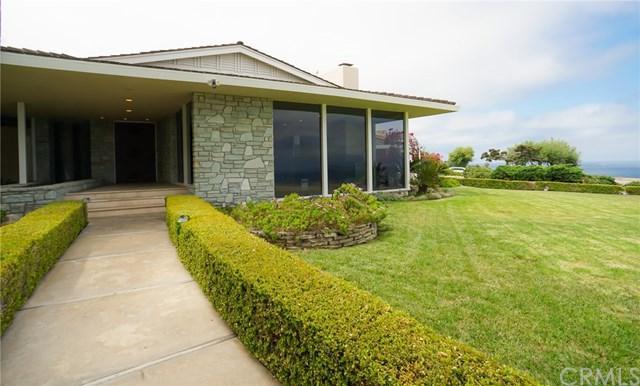 1616 Paseo Del Mar, Palos Verdes Estates, CA 90274 (#SB18119292) :: RE/MAX Empire Properties