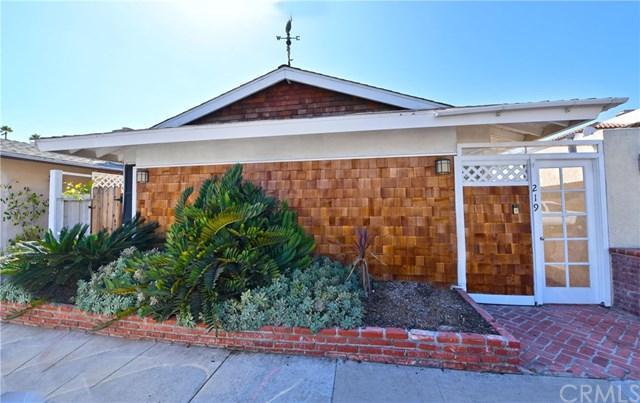 219 62nd Street, Newport Beach, CA 92663 (#LG18170970) :: Kristi Roberts Group, Inc.