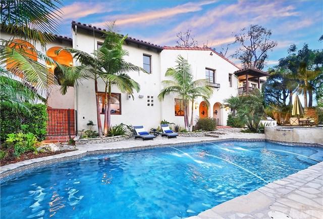 701 Via La Cuesta, Palos Verdes Estates, CA 90274 (#PV18153794) :: RE/MAX Empire Properties