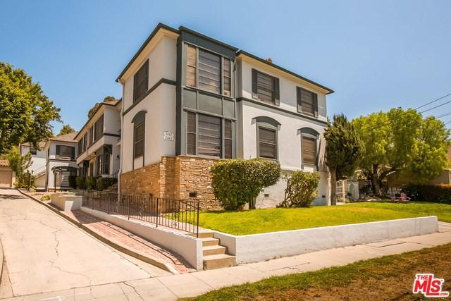 3261 Rowena Avenue, Los Angeles (City), CA 90027 (#18365642) :: RE/MAX Masters