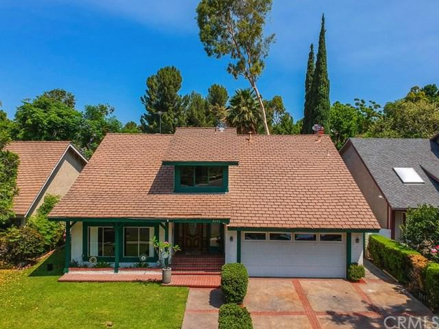 8101 E Woodsboro Avenue, Anaheim Hills, CA 92807 (#PW18170863) :: Ardent Real Estate Group, Inc.