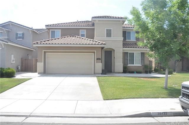 36432 Capri Drive, Winchester, CA 92596 (#SW18171188) :: Kristi Roberts Group, Inc.