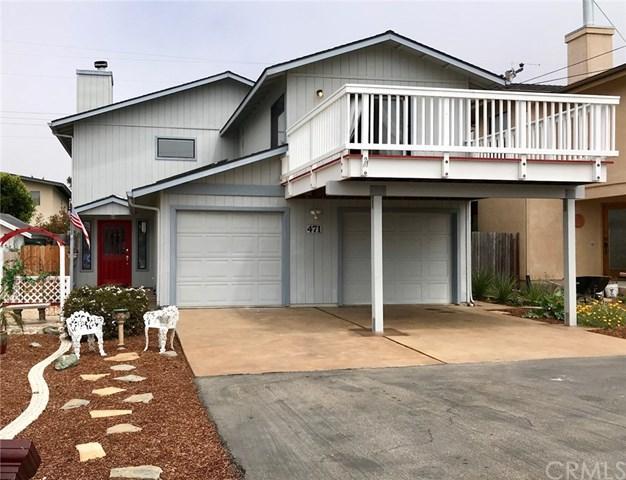 471 La Jolla Street, Morro Bay, CA 93442 (#SC18171235) :: Nest Central Coast
