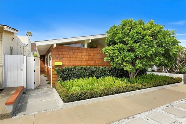 1730 Miramar Drive, Newport Beach, CA 92661 (#NP18170714) :: Kristi Roberts Group, Inc.
