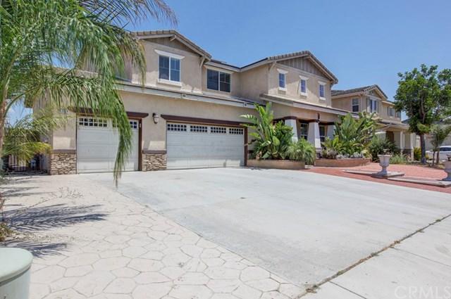 13328 Heather Lee Street, Eastvale, CA 92880 (#TR18171290) :: Provident Real Estate