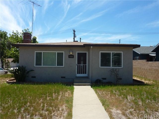 295 S 2nd Avenue, Upland, CA 91786 (#IV18171238) :: The Costantino Group | Cal American Homes and Realty