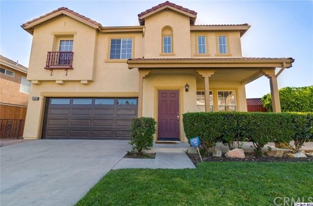 13589 Via Santa Catalina #1, Sylmar, CA 91342 (#318002836) :: Fred Sed Group