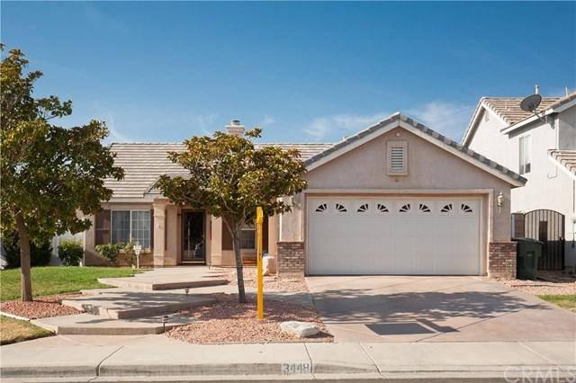 3448 Brabham Avenue, Rosamond, CA 93560 (#CV18155078) :: RE/MAX Parkside Real Estate