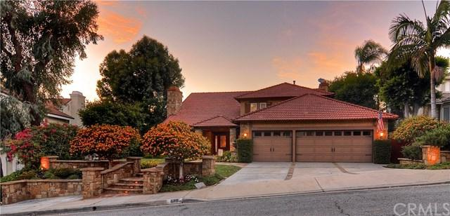 675 S Pathfinder Trail, Anaheim Hills, CA 92807 (#PW18170694) :: Ardent Real Estate Group, Inc.