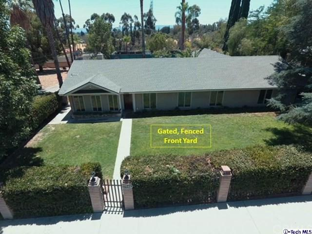 17560 Rinaldi Street, Granada Hills, CA 91344 (#318002848) :: Fred Sed Group