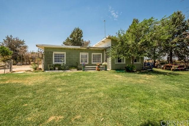47345 93rd Street W, Lancaster, CA 93536 (#SR18168862) :: Allison James Estates and Homes