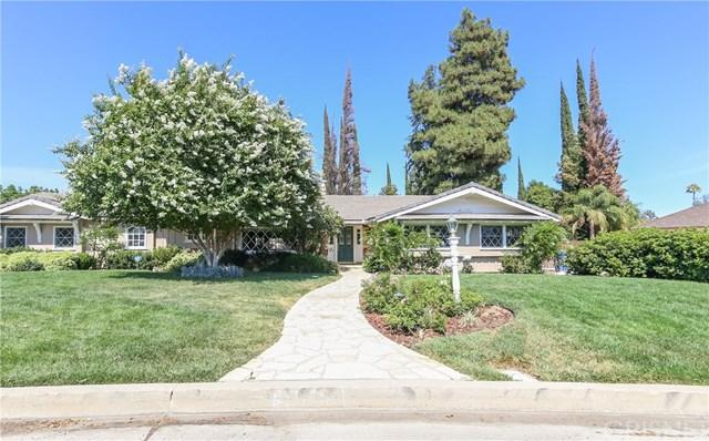 9652 Claire Avenue, Northridge, CA 91324 (#SR18171421) :: Fred Sed Group