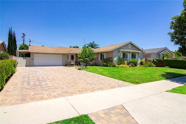 7852 Lena Avenue, West Hills, CA 91304 (#SR18169608) :: Allison James Estates and Homes
