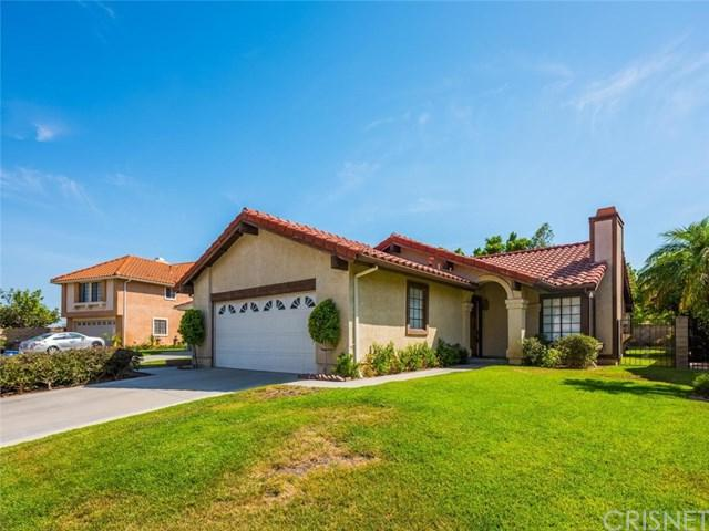 12171 Shady Springs Court, Porter Ranch, CA 91326 (#SR18149768) :: RE/MAX Masters