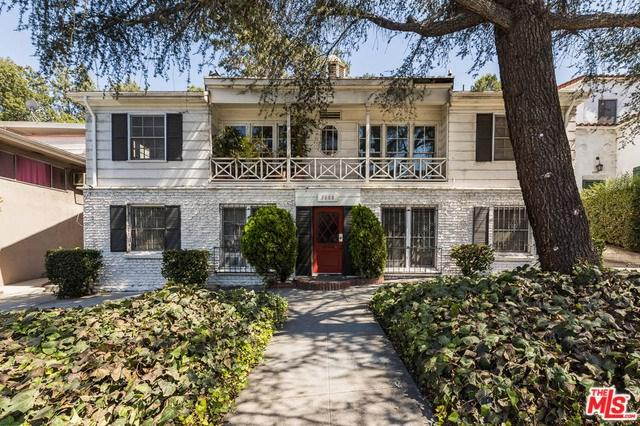 3808 Los Feliz Boulevard, Los Angeles (City), CA 90027 (#18365854) :: RE/MAX Masters