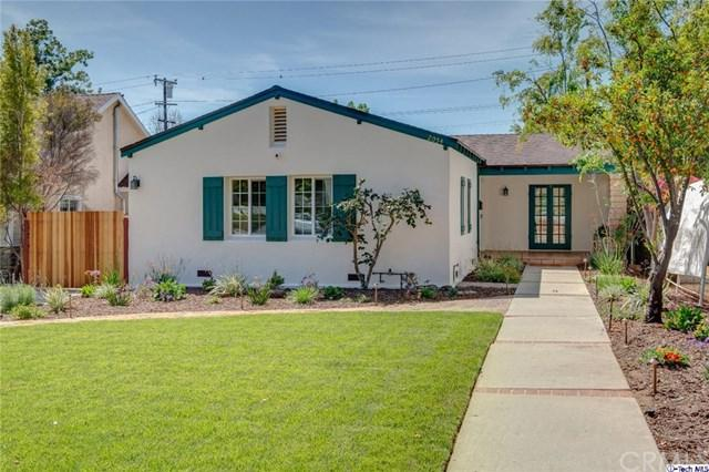 2054 Galbreth Road, Pasadena, CA 91104 (#318002854) :: Mainstreet Realtors®