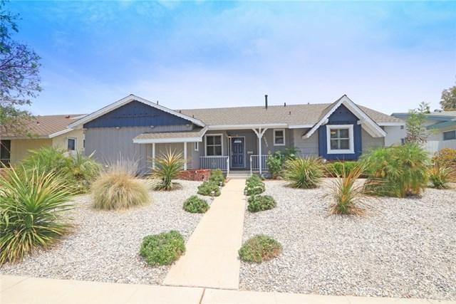 10550 Hayvenhurst Avenue, Granada Hills, CA 91344 (#BB18171895) :: Fred Sed Group