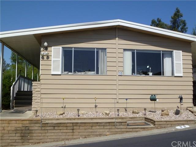 27703 Ortega #55, San Juan Capistrano, CA 92675 (#OC18169620) :: Berkshire Hathaway Home Services California Properties