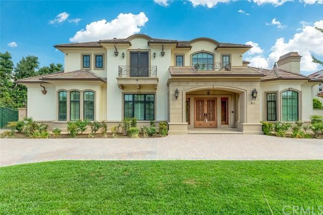 61 W Las Flores Avenue, Arcadia, CA 91007 (#AR18172046) :: RE/MAX Masters