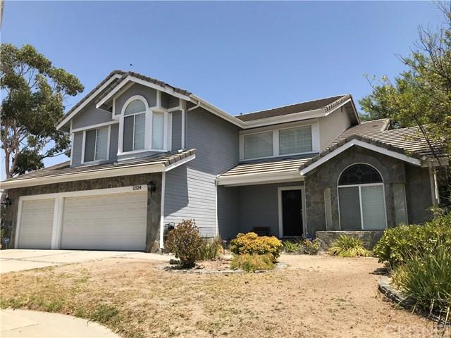 12124 Nugent Drive, Granada Hills, CA 91344 (#SR18172355) :: Fred Sed Group