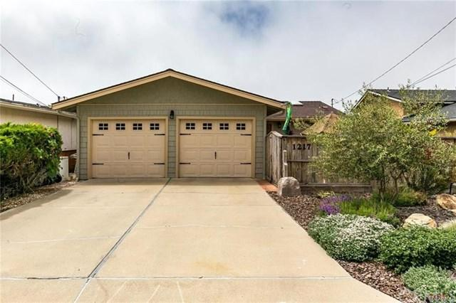 1217 Clarabelle Drive, Morro Bay, CA 93442 (#SP18169801) :: RE/MAX Parkside Real Estate