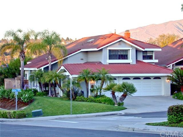 300 S Anise Street, Anaheim Hills, CA 92808 (#PW18172549) :: The Laffins Real Estate Team