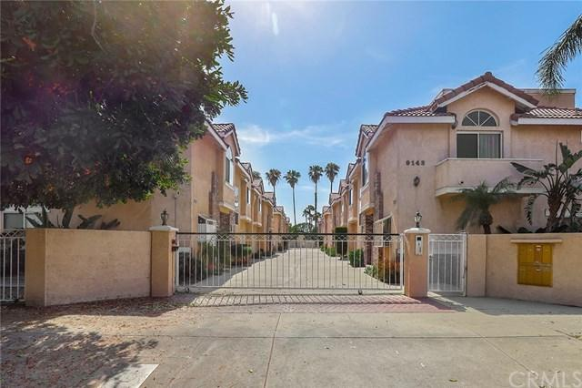 9141 Tobias Avenue A, Panorama City, CA 91402 (#BB18172730) :: The Laffins Real Estate Team