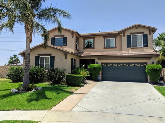 12160 Quarry Court, Rancho Cucamonga, CA 91739 (#CV18172152) :: Angelique Koster
