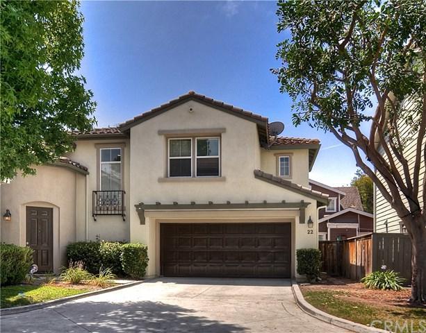 22 Fieldhouse, Ladera Ranch, CA 92694 (#OC18170640) :: Z Team OC Real Estate