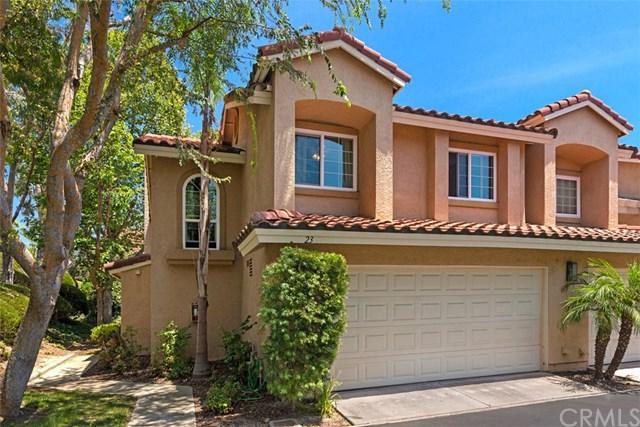 23 Wild Horse Loop #78, Rancho Santa Margarita, CA 92688 (#OC18171647) :: DiGonzini Real Estate Group