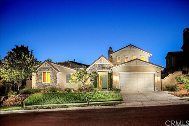 8323 Sanctuary Drive, Corona, CA 92883 (#SW18172961) :: Provident Real Estate