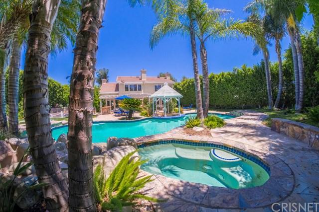11979 Wood Ranch Road, Granada Hills, CA 91344 (#SR18154120) :: Fred Sed Group