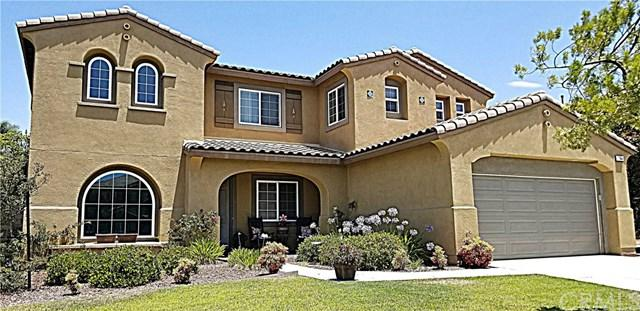 17044 Spring Canyon Place, Riverside, CA 92503 (#IV18173105) :: The DeBonis Team